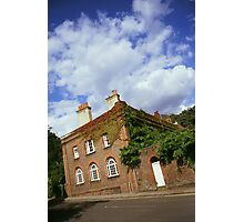 A Georgian Hampstead House Photographic Print