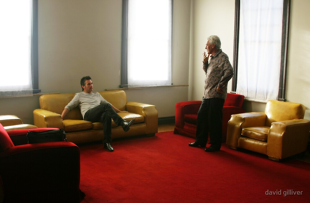 Shane O'Mara and Stephen Cummings by david gilliver