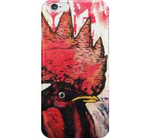 Rosco! iPhone Case/Skin