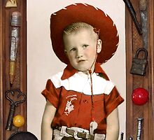 Remember Them Texas Cowboy Day's by Penny Odom