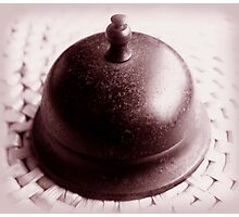 ring my bell ... Photographic Print