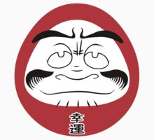Daruma Tee - Original by shiro