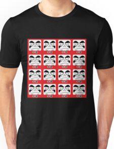 Daruma Tee - Multitasking Squares Unisex T-Shirt