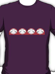 Daruma Tee - Basic Row T-Shirt