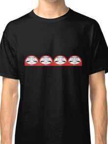 Daruma Tee - Basic Row Classic T-Shirt