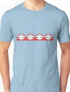 Daruma Tee - Basic Row Unisex T-Shirt