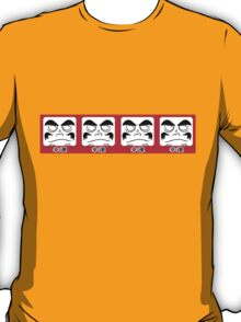 Daruma Tee - Square Row T-Shirt
