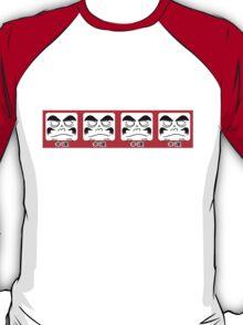 Daruma Tee - Square Row T-Shirt