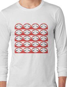 Daruma Tee - Multitasking Simple Long Sleeve T-Shirt
