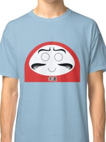 Daruma Tee - Simple Classic T-Shirt