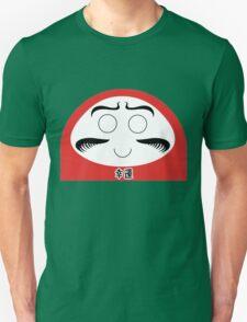 Daruma Tee - Simple Unisex T-Shirt