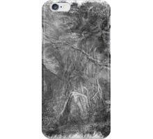 The Atlas of Dreams - Plate 2 (b&w) iPhone Case/Skin