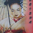 ZHANG ZIYI geisha by carss66