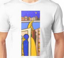 Guided by the moon Unisex T-Shirt