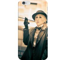 Classy Rich Woman iPhone Case/Skin