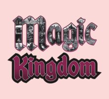 Attractions of Magic Kingdom Kids Clothes