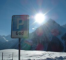 God's Parking by grubb1980