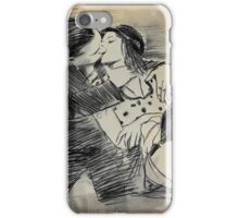 the love of ages iPhone Case/Skin