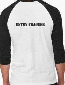 Entry Fragger Men's Baseball ¾ T-Shirt