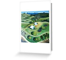 The Summer Visitor Greeting Card