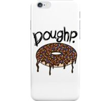 Doughp. iPhone Case/Skin