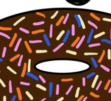 Doughp. Sticker