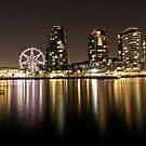 Docklands Star by Karen E Camilleri