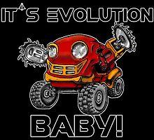Robot Evolution by TomCaffrey