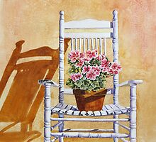 Grandma's Old Chair by Ann Nightingale