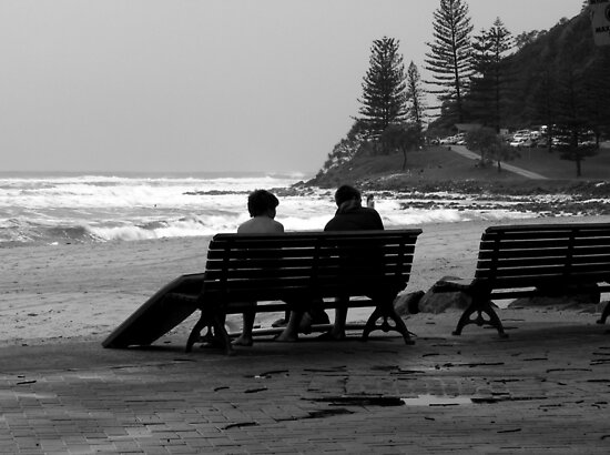 Waiting and Watching by Virginia McGowan