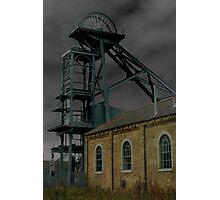 Woodhorn Colliery Ashington Photographic Print