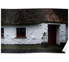 Thatched cottage 2 Poster
