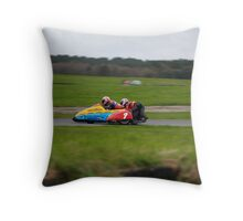 a ding dong with ian bell Throw Pillow