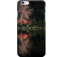 Lost In The Autumn Of Eternity iPhone Case/Skin