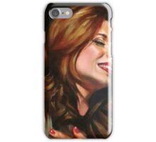 portrait of Katia  iPhone Case/Skin