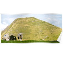 Thorpe Cloud - The Peak District Poster