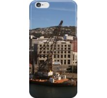 Wellington Water Front iPhone Case/Skin
