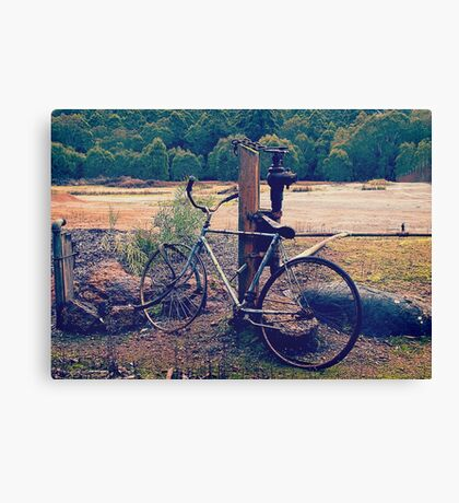 Nostalgic Transport Canvas Print