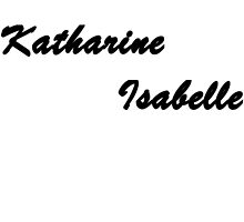 Katharine Isabelle fans by Markcula