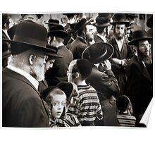 Hasidim Poster