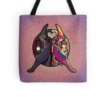 Through the Stained Glass Tote Bag