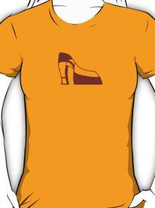 red platform heel T-Shirt