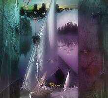 Mondi Infiniti - Borderless Worlds  by Doris B. Lambling's COLORGETICS