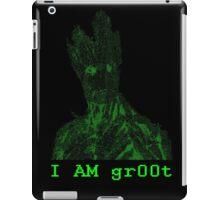 gr00t iPad Case/Skin