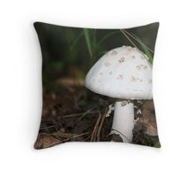 Shroom Throw Pillow