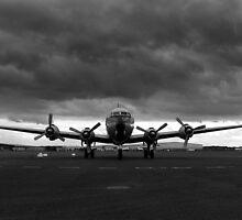 DC-6A by Mark Mitrofaniuk