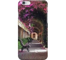 Pink Flowers  iPhone Case/Skin