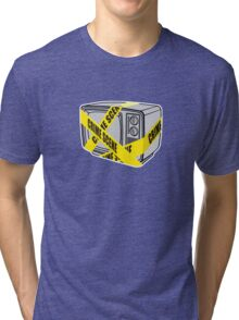 Crime Watch Tri-blend T-Shirt
