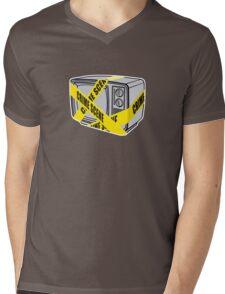 Crime Watch Mens V-Neck T-Shirt