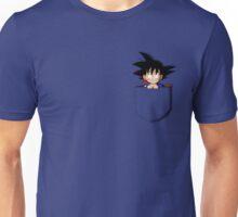 Pocket Chibi Goku Unisex T-Shirt